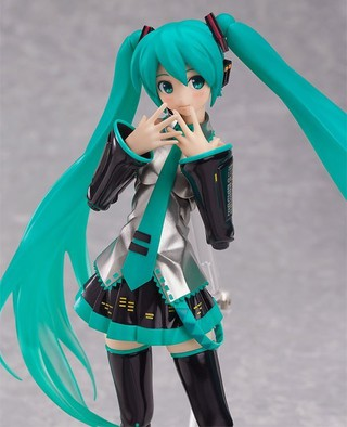 MAX Factory figma VOCALOID Miku Hatsune 2.0 w/ Angel wings Action Figure