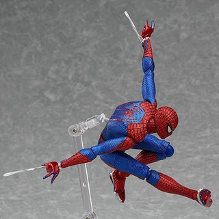 MAX Factory figma Amazing Spider Man Movie Action Figure