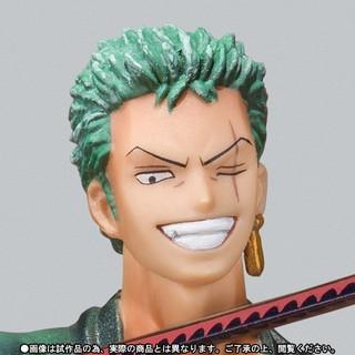 Bandai Tamashii Limited Figuarts zero Roronoa Zoro Special Color Edition Figure
