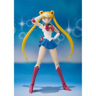 Bandai, S.H. Figuarts, Sailor Moon, Action Figure