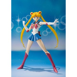 Bandai S.H. Figuarts Sailor Moon First Edition Action Figure