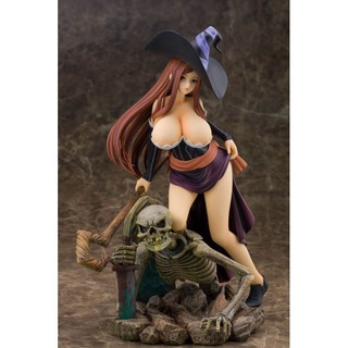 Alpha Max, Dragons Crown, Sorceress, 1/8, Complete figure, PS3, Japan