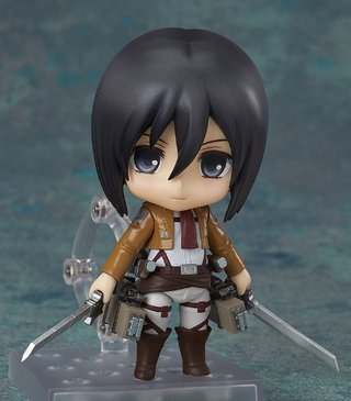 Nendoroid, Mikasa Ackerman,