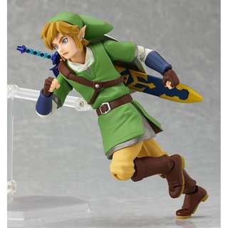 Max Factory figma The Legend of Zelda Skyward Sword Link Action Figure