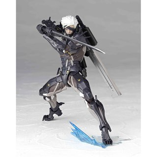 Komami, Revoltech, PS3, METAL GEAR RISING REVENGEANCE, Raiden