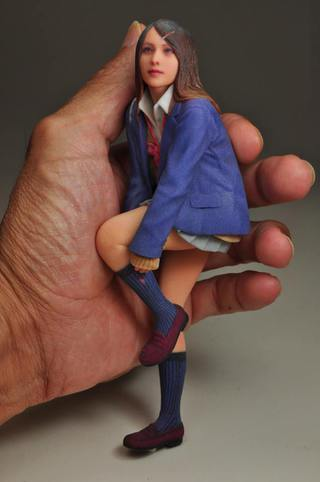 JK Figure