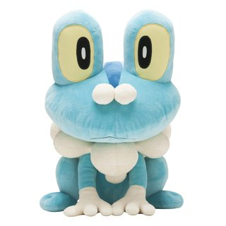 Pokemon Center Original Life-Size Plush - Froakie