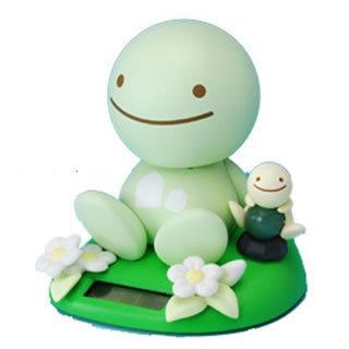 Spiritual stone Sunshine Buddy with aventurine quartz to bring you health