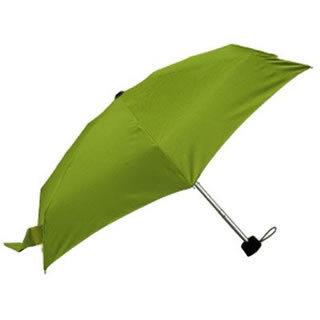 Totes Tiny Folding Umbrella (Green GN21233)