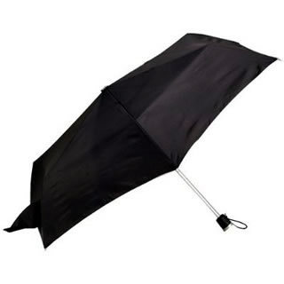 Totes Light'n Go Brella (Black)