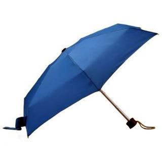 Totes Brella Eco Folding Umbrella (Sky Blue 21403)