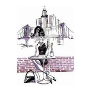 Totes 'Brella Tiny - City Girl