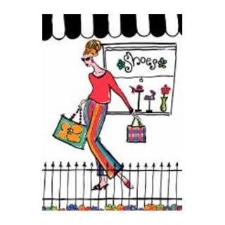 Totes 'Brella Tiny - Shop Girl