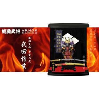 Samurai Armor Figure (Takeda Shingen)