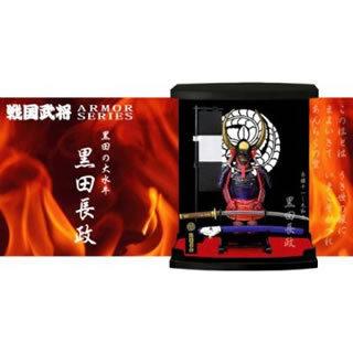 Samurai Armor Figure (Kuroda Nagamasa)