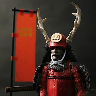 Samurai Armor Figure (Sanada Yukimura)
