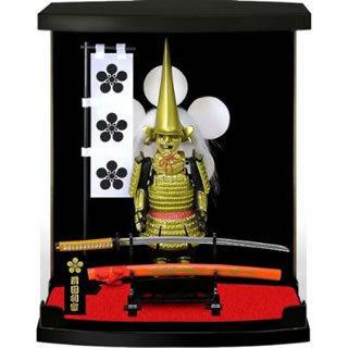 Samurai Armor Figure (Maeda Toshiie)