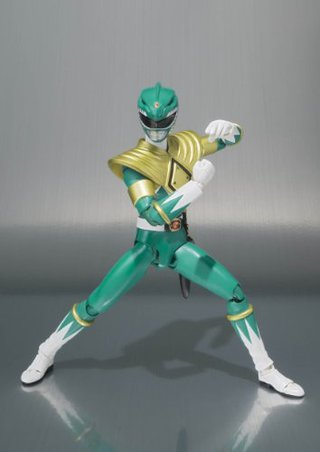 S.H. Figuarts : Dragon Ranger