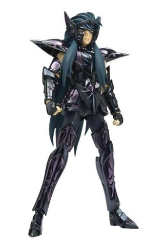 Saint Seiya Cloth Myth Action Figure - Aquarius Camus