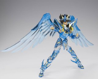 Bandai Saint Cloth Myth Pegasus Seiya God Cloth10th Anniversary Edition Action Figure