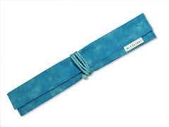 MOTTAINAI Color Chopstick Case  (Blue)  C08008-1