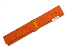 MOTTAINAI Color Chopstick Case (Orange)  C08008-3
