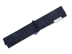 MOTTAINAI Color Chopstick Case (Dark Blue) C08008-4