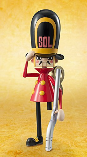 Megahouse One Piece Portraits of Pirates CB-EX: One Legged Soldier Excellent Model Figure