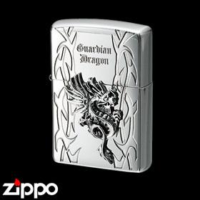 Dragon Zippo - Guradian Dragon - 20GDMHSV