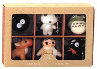 Ghibli Character Collection
