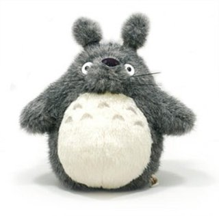 O-Totoro M dark gray