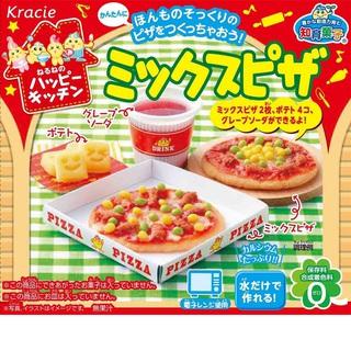 Kracie Happy Kitchen Mix pizza, 5pcs.