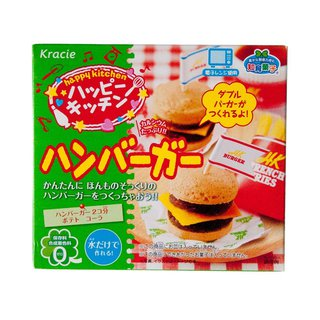 Kracie Happy Kitchen Hamburger, 5pcs.