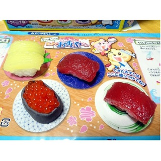 Kracie Poppin cooking Fun sushi, 5pcs.