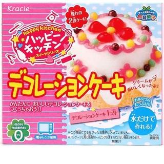 Kracie Happy Kitchen Fancy cake, 5pcs.