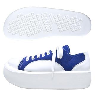 TOKYO BOPPER No.8704 / White & Blue sneaker