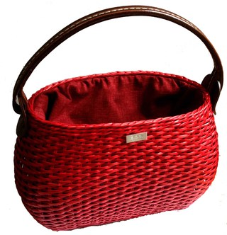 Toyooka Bag-red color-