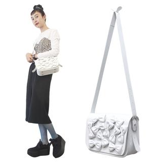 TOKYO BOPPER No.11162/White Ribbon Pochette