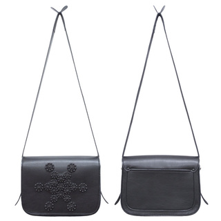 TOKYO BOPPER No.11163/Black with Black Bijou Pochette