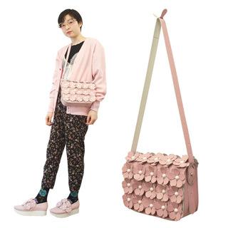 TOKYO BOPPER No.11161/Pink Flower Pochette