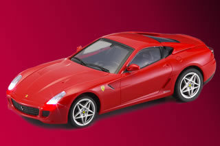 REALDRIVE SuperBeam Ferrari 599