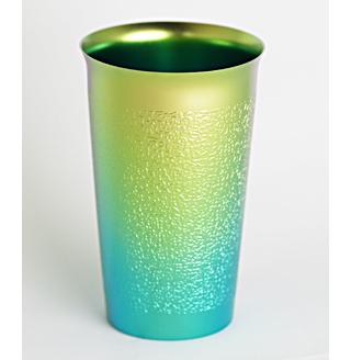 Titanium Beer Cup  (Green)