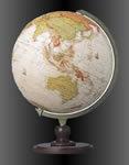 3D Puzzle Globe - Antique style