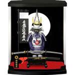 Samurai Armor Figure (Kato Kiyomasa)