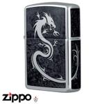 Dragon Zippo - Armor 162 Dragon - Mirror Black