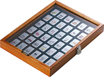 Zippo - Wood Display Case 36