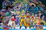 Dragon Ball Z - Protecting the Galaxy Jigsaw Puzzle
