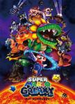 Super Mario Galaxy Jigsaw Puzzle