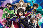 Code Geass: Lelouch of the Rebellion - R2 Jigsaw Puzzle
