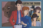 Lupin the Third - Farewell Lupin Jigsaw Puzzle